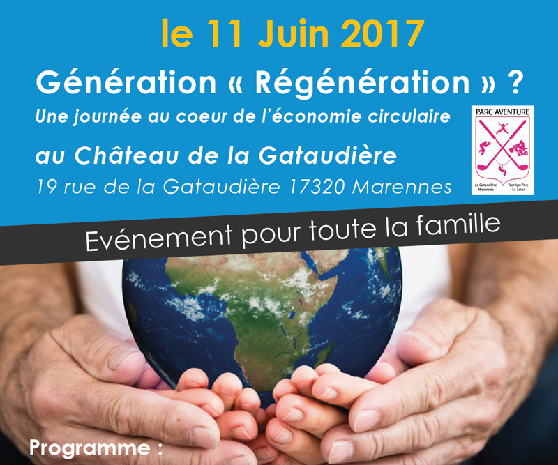 EVENEMENT GENERATION « REGENERATION » ?